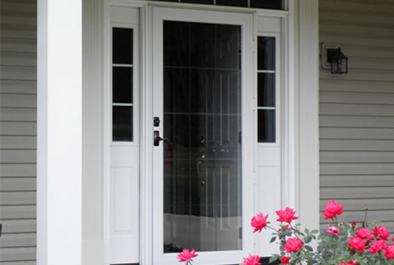 Next Door and Window Front Door