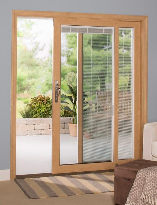 Marvin integrity sliding patio doors integrity wood for Marvin integrity storm doors