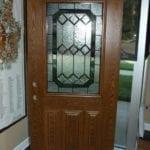 Albany Door Model 69 Majestic glass
