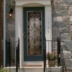 Albany Door Model 89 with Jacinto glass