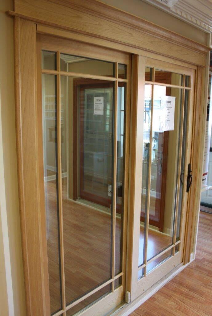 ... Integrity Sliding French Door Interior ... & Naperville Showroom Galleries | Next Door and Window Pezcame.Com
