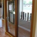 Marvin Sliding Patio Door Interior