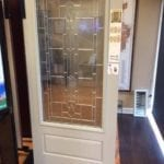 Therma-Tru Classic Craft Canvas Collection with Lucerna Glass