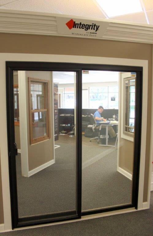 Integrity Sliding Patio Door exterior ... & Showroom Galleries | Arlington Heights | Next Door \u0026 Window Pezcame.Com