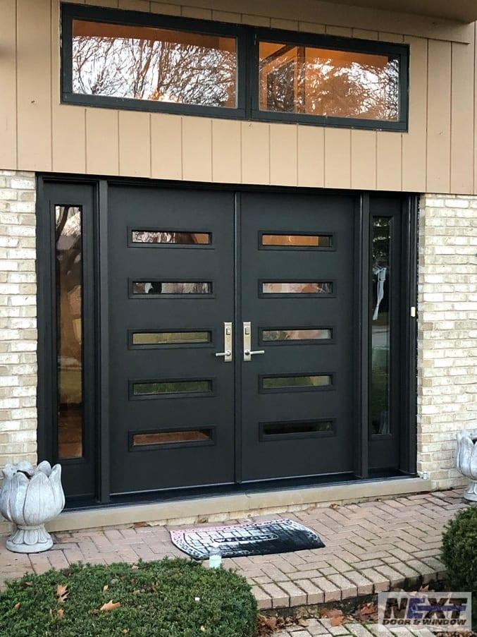 energy efficient doors in Illinois