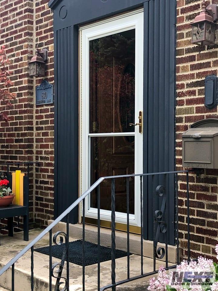 custom door installation from NEXT Door & Window