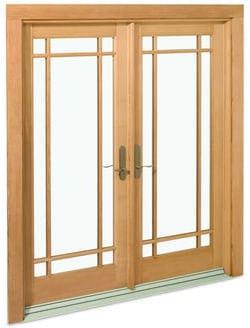 In Swing Marvin French Door