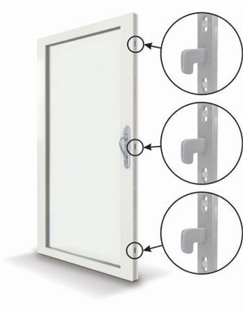 Multi-Point Locking System